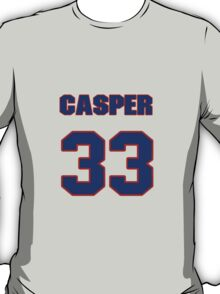 National baseball player Casper Wells jersey 33 T-Shirt