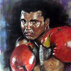 Float Like A Butterfly by Paul Knight