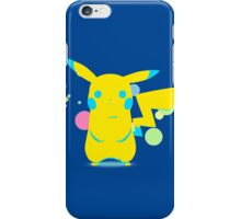 Pokemon - Blue Pikachu iPhone Case/Skin