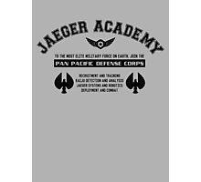 Jaeger Academy Photographic Print