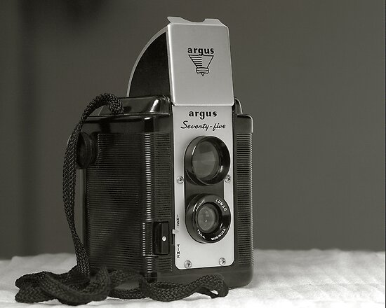 Argus 75 by Jeff Lowe
