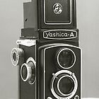 Yashica A by Jeff Lowe