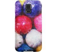 Grunge Gumballs Photographic Art Samsung Galaxy Case/Skin