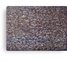 Micro world 5 Canvas Print
