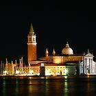 VENICE. S. Giorgio Maggiore. Italy. Andrea Palladio Architect by terezadelpilar~ art & architecture