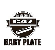 Baby Plate, Lifa as a Gaffer by Prussia