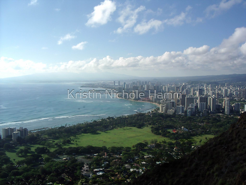 Waikiki #1 by Kristin Nichole Hamm