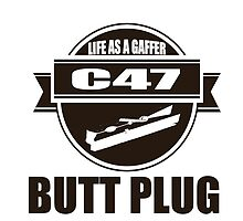 Butt Plug Life as a Gaffer by Prussia
