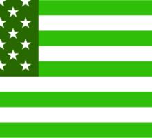 It's easy being green! Sticker