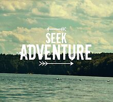 Seek Adventure by Vintageskies