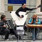 A Little Street Music by phil decocco