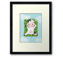 Dreaming high... Framed Print