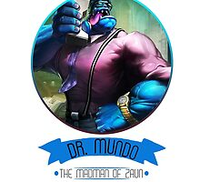 League Of Legends - Dr Mundo by TheDrawingDuo