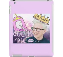 Tyler Oakley, Princess Bubblegum iPad Case/Skin