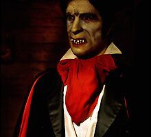 Count Dracula (Vlad the impaler) by Glasseye