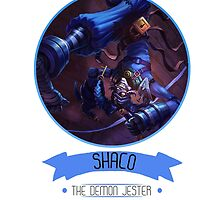 League Of Legends - Shaco by TheDrawingDuo