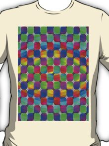 Tumbler #4 - IT MOVES! Psychedelic Optical Illusion Vibrant Colorful Trippy Design T-Shirt