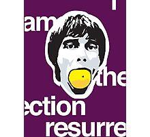 I Am The Resurrection Photographic Print