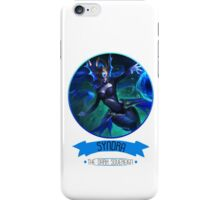 League Of Legends - Syndra iPhone Case/Skin