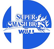 Super Smash Bros. For Wii U Photographic Print