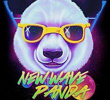 New Wave Panda by Harry Fitriansyah