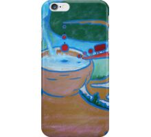 The World Moves through you 2 iPhone Case/Skin