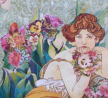 Commission Florist (No. 2) by Kanchan Mahon