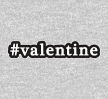 Valentine - Hashtag - Black & White Kids Clothes