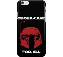 Boba Fett Healthcare iPhone Case/Skin