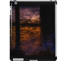 Charles painted by darkness iPad Case/Skin