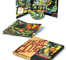 Fight Club Packaging by rockgoods