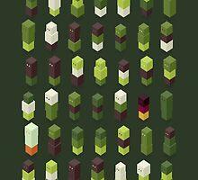 Robotz - Forest by Tomasz Zych