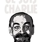 Je Suis Charlie by sashakeen