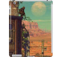 Deserted City iPad Case/Skin