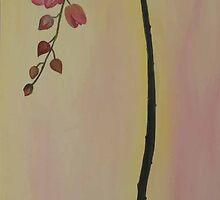 2004 Orchide in pink by Marinella  Owens