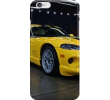 2001 Dodge Viper ACR iPhone Case/Skin