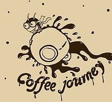 Coffee Journey by mandu-pl