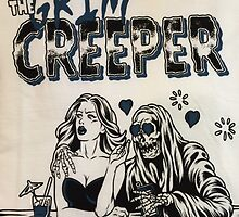 THE GRIM CREEPER by Kathryn Nelson