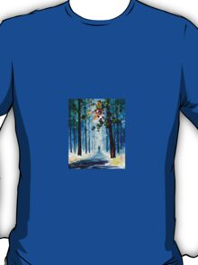 Winter's Smile — Buy Now Link - www.etsy.com/listing/219970634 T-Shirt
