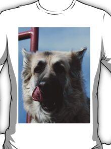 Let me lick my lips first Momma! T-Shirt