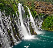 Burney Falls by ToddDuvall