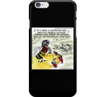 Insect Nightclubs iPhone Case/Skin