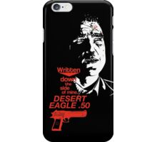 Bullet-Tooth Tony - Snatch iPhone Case/Skin