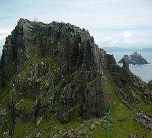 skelligs isle by Edward  manley