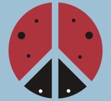 Ladybug Peace by MidnightAkita