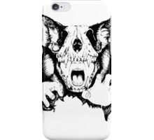 The Boy Who Cried Wolf iPhone Case/Skin