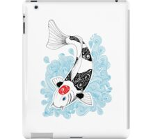 Fish koi Tancho iPad Case/Skin