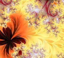 Autumnal improvisation by vilhei