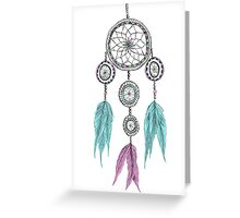 Tumblr Dreamcatcher Greeting Card