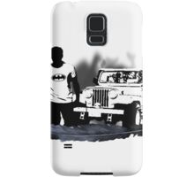 Stiles and His Jeep Samsung Galaxy Case/Skin
